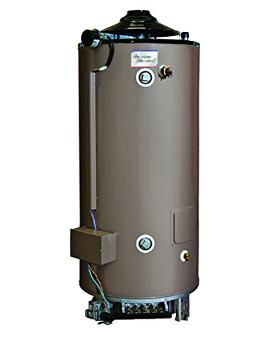American Standard Water Heaters D-80-199-AS 80 gallon 199,900 BTU Heavy Duty Commercial Natural Gas Water Heater