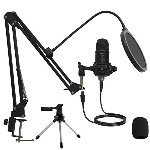ad: $29 (60% off)  USB Condenser Microphone Kit   use code TFW4BAQB at checkout   …