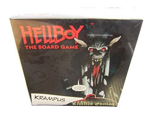 Hellboy Juego de Mesa Krampus Figura