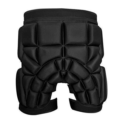 YFFS Hüftschutz 3D-gepolsterte Shorts,...