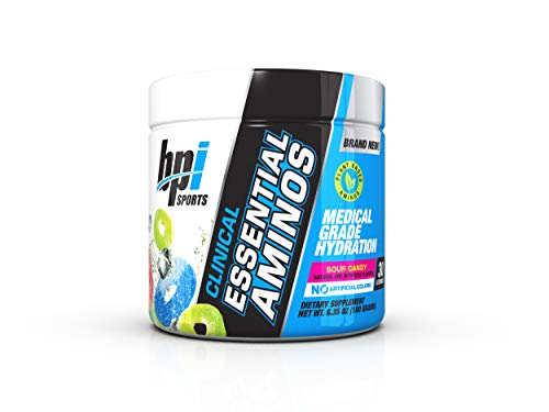Bpi Sports Clinical Essential Aminos Sports Supplement, 180 g