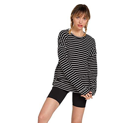 Volcom Women's Lived In Lounge Crew Fleece Sweatshirt