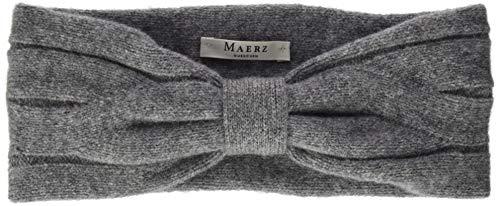 Maerz Damen Stirnband, Grau (Gravel Grey 535), One Size (Herstellergröße:500)