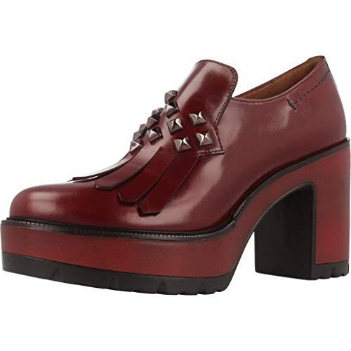 Pons Quintana Zapatos Mujer 7201 P04 para Mujer Rojo 40 EU
