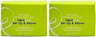 Devacurl Deva Curl Set up & Above 112 Ml / 3.8 Fl. Oz. Pack of 2