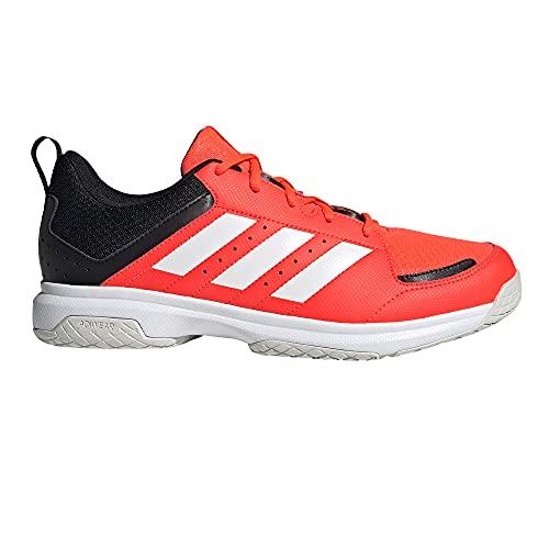 adidas Ligra 7 M, Zapatillas de Running Hombre, Rojsol/NEGBÁS/FTWBLA, 43 1/3 EU