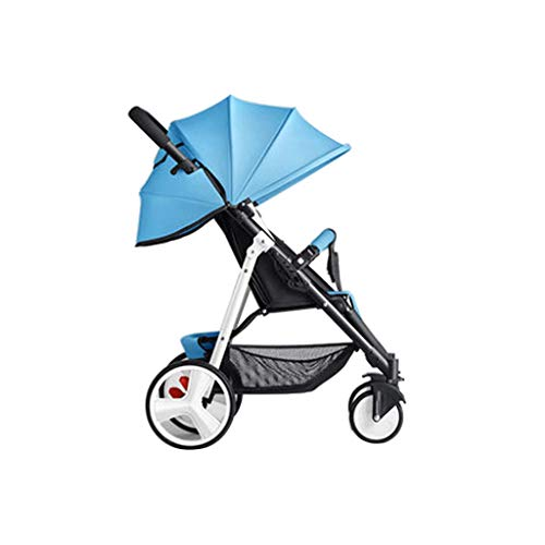 Purchase Baby Stroller Can Sit Reclining Simple Mini Folding Children Summer Portable Ultra Small St...