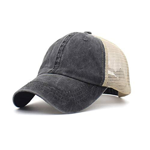 CheChury Gorras Beisbol Unisex Gorra de Trucker Sombrero de Baseball Cap Sombreros Hip Hop Gorra para Hombre...