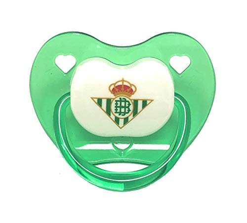 Real Betis B, Licencias 136547 Chupete, Multicolor, Talla única