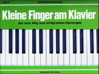 Kleine Finger am Klavier, H.5