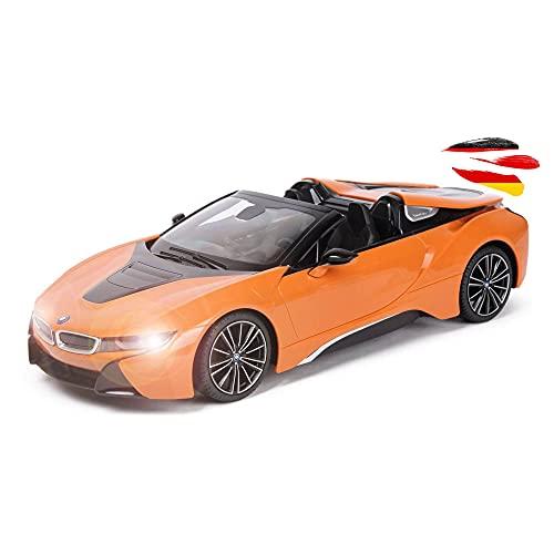 BMW i8 Vision Limited Edition - RC teledirigido licencia de vehículo en el original de...