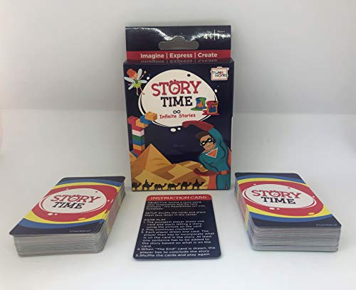 Trunk Works Storytime Travel Card Game - Story Telling Game