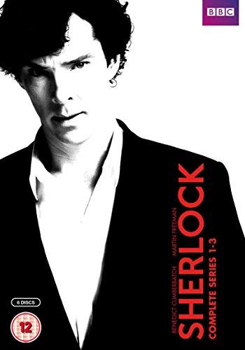 Sherlock - Series 1-3 Box Set [6 DVDs] [UK Import]