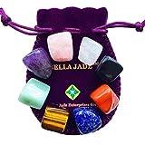 Cristalli di guarigione per uso come pietre per chakra e per il bilanciamento e la meditazione