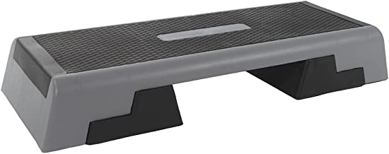GladiatorFit Aerobic-stepper lang verstelbaar