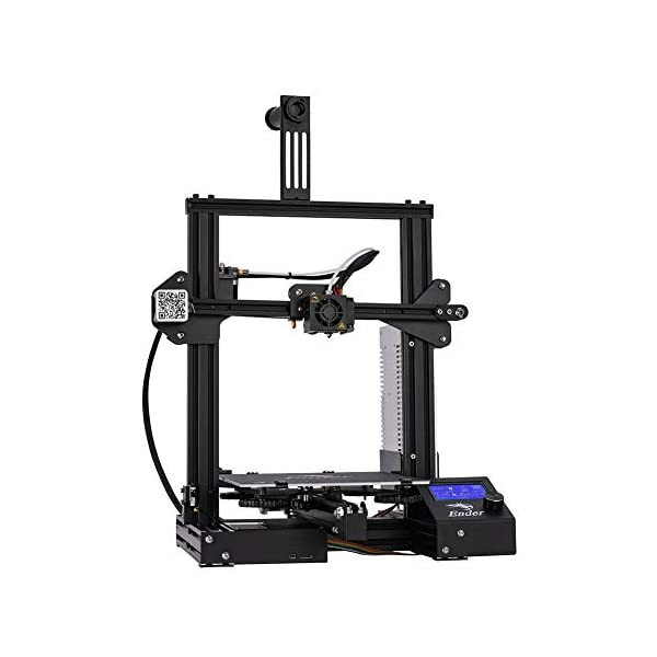Creality Ender 3 3D Printer Fully Open Source with Resume Printing All Metal Frame...