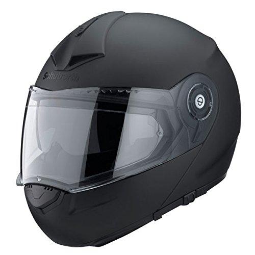 Schuberth C3 Pro Helm matt schwarz schwarz schwarz xl