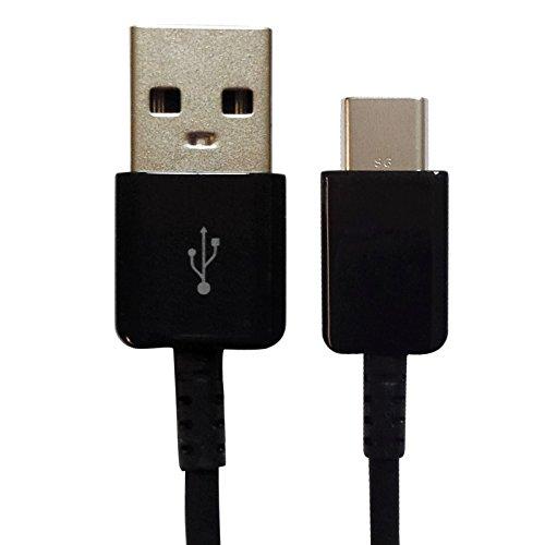Samsung EP-DG930MBEGWW - Cavo dati originale USB Type-C, confezione da 2 pezzi, colore: Nero