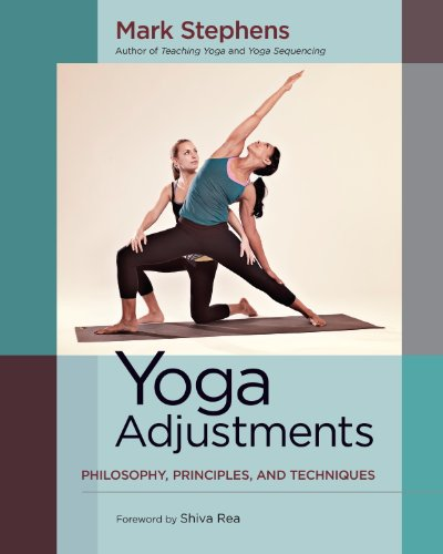 Yoga Adjustments Philosophy Principles And Techniques Buy Online In Gibraltar Mark Stephens Products In Gibraltar See Prices Reviews And Free Delivery Over Gip50 Desertcart