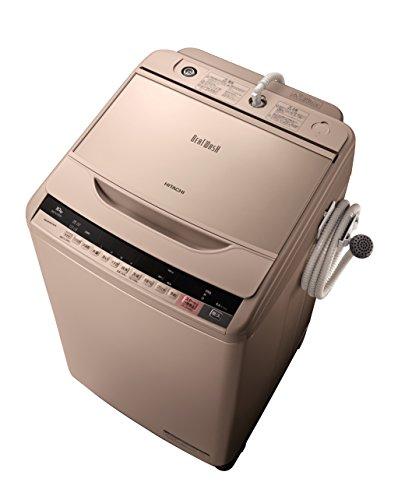 日立全自動洗濯機シャンパンBW-V100AN
