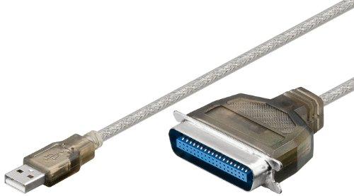 USB mit Adapter Kabel Drucker