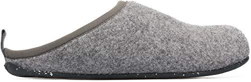 Camper Wabi, Pantuflas Para Mujer, color gris (dark gray 061), talla 38 EU
