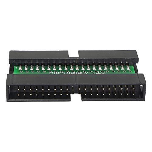 PNGKNYOCN IDE Adaptador de disco duro macho a macho de 40 pines y 3,5 pulgadas Ordenador industrial POS IDE adaptador de disco electrónico de la máquina (tipo paralelo)
