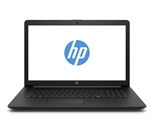 HP 17-by0008ng (17,3 Zoll / HD+) Laptop (Intel Celeron N4000, 1 TB HDD, 8 GB RAM, Intel UHD Graphics 600, Windows 10 Home) schwarz