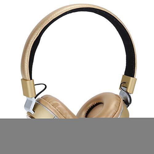 Auriculares inalámbricos montados en la Cabeza, Bluetooth 5.0 Auriculares con reducción de Ruido Inteligente Auriculares para niños, Adultos, TV, Clases en línea, Juegos de Oficina en casa