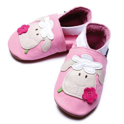 Inch Blue, Baby Babyschuhe - Lauflernschuhe rosa T 24-25 cm