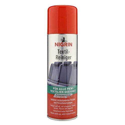 NIGRIN 72981 Textil - Reiniger 300 ml
