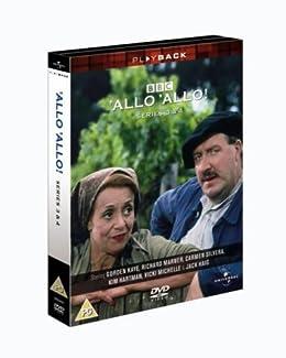 'Allo 'Allo! - Series 3 & 4