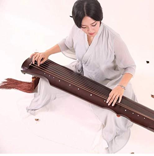 Fuxi Style Old Tongmu Guqin Profi-Spielanfänger