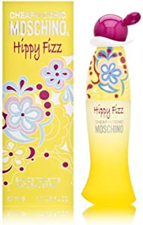 Moschino Cheap and Chic Hippy Fizz - perfumes for women, 50 ml - EDT Spray