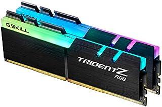 G.Skill DDR4メモリ DDR4-3600 32GBKit(16GB×2枚組)国内正規品 OVERCLOCK WORKS購入限定特典ステッカー付き F4-3600C18D-32GTZR