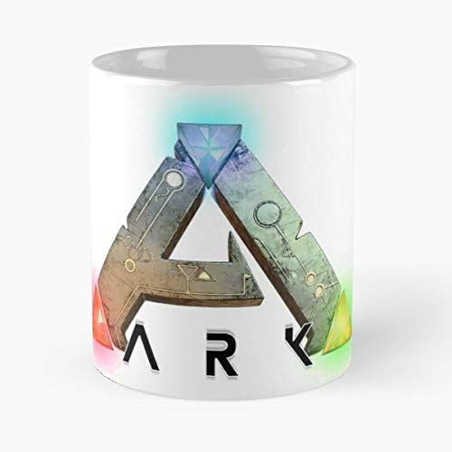 Ark Survival Evovled Dino Pro Gaming Computer Steam Stream Twitch Original - Best 11 oz Kaffee-Becher - Tasse Kaffee Motive