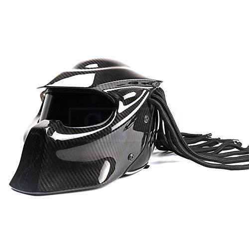 Casco de ciclismo con diseño de Zombies Racing Moto 3 de cara...