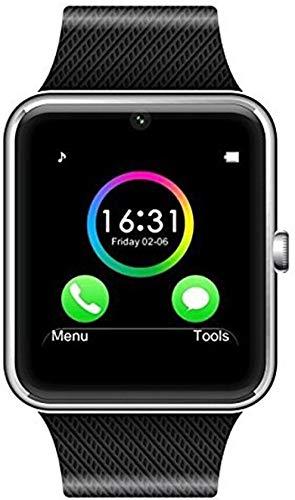 SmartWatch-Trends GT08 - Smartwatch - Zilver