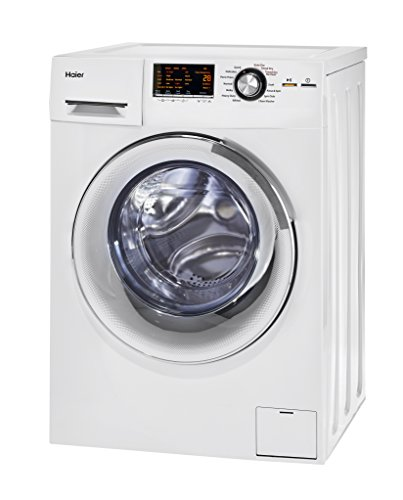 Haier, White HLC1700AXW Compact Laundry Combo Washer/Dryer