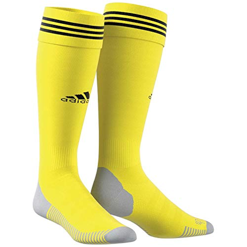 adidas Unisex Erwachsene Adi 18 Socks, bright yellow/Black, 43-45