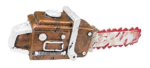 shoperama Halloween Accessoire - Kettensäge aus Schaumstoff