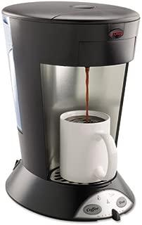 bunn my cafe pourover commercial-grade pod brewer