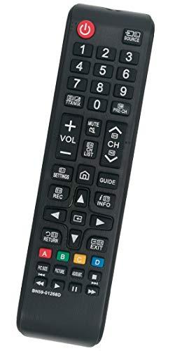 ALLIMITY BN59-01303A BN59-01268D Reemplazo de Mando a Distancia para Samsung 4K TV QE65Q7CAMT QE65Q8F QE65Q9F QE75Q8CAMT...