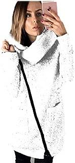 MAGICMK Fashion Women Ladies Hoodies Jackets Coats Top Outerwear Long Wintershirt with Plus Size