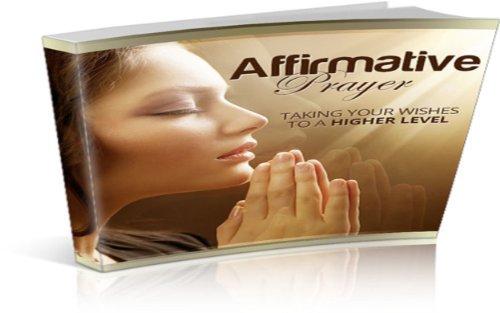 Affirmative Prayer (English Edition)