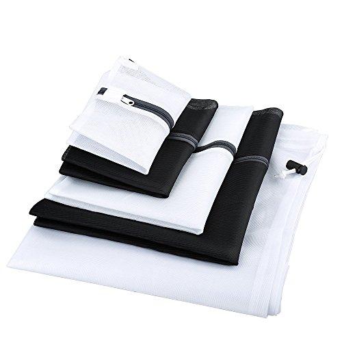 Xpassion Wäschenetz Set of 6 Stück Wäschesack Wäschetasche Wäschebeutel für Waschmaschine Ideal für BH Unterwäsche Socken Strumpfhosen Babysachen