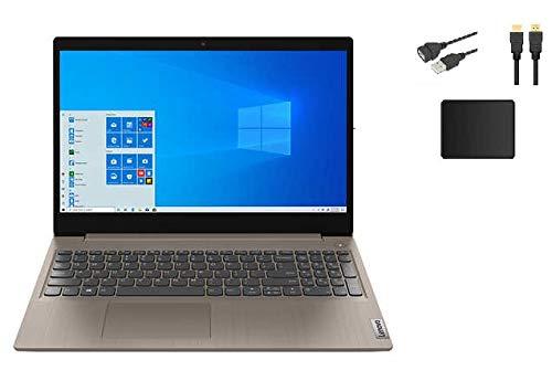 Lenovo IdeaPad 3 15.6' HD Touchscreen HD Laptop, Intel Quad Core i5-1035G1, 20GB DDR4, 512GB SSD, 4-in-1 Card Reader, Webcam, Bluetooth, Wi-Fi 6, HDMI, Windows 10 w/B-B Accessories