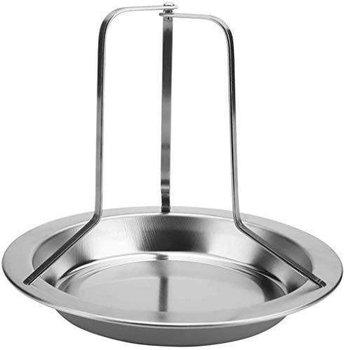 Grillzubehör - 1 Stück Vertikaler Hühnchen-Rotisserie-Rotisserie-Grill Aus Rostfreiem Stahl Grill-Grill-Grillwerkzeuge
