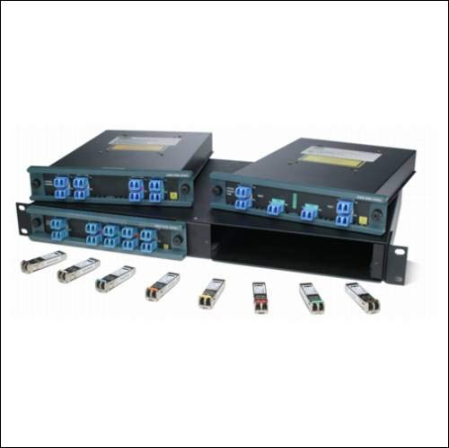 Cisco 2-Slot CWDM Chassis - Chasis de Red