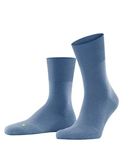 FALKE Unisex Run U SO Socken, Blau (Dusty Blue 6845), 42-43 (UK 8-9 Ι US 9-10)